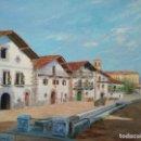 Arte: CUADRO RURAL FIRMADO SABATER. Lote 145789394