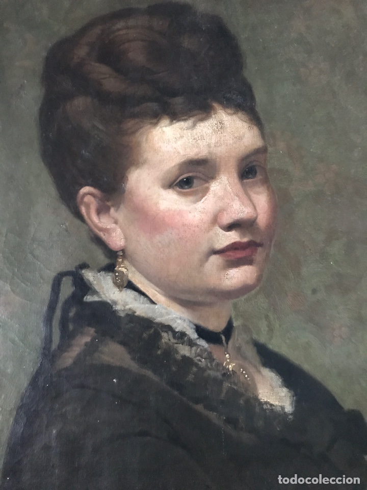 Arte: Charles Giron (Geneva 1850-1914), oil on canvas, 1876. - Foto 2 - 146011401