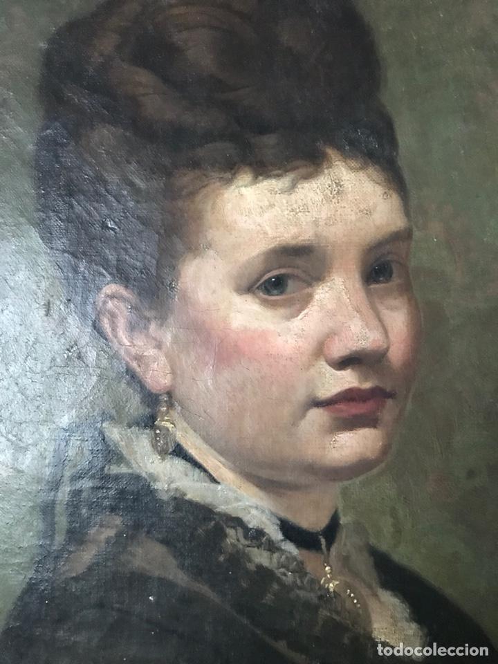 Arte: Charles Giron (Geneva 1850-1914), oil on canvas, 1876. - Foto 3 - 146011401