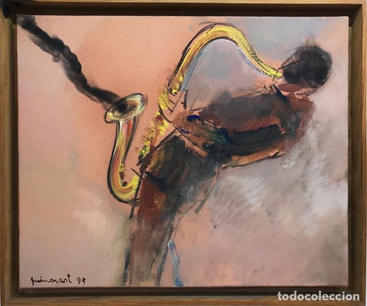 Arte: JOSEP GUINOVART (1927-2007) - Foto 2 - 146075210