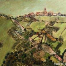 Arte: AGUSTÍN ÚBEDA (1925-2007). Lote 146078210