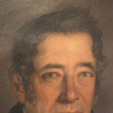Arte: ANTONIO GÓMEZ CROS (1809-1863) - RETRATO MARAGATO. Lote 146087206