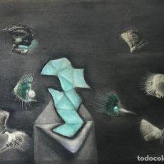 Arte: MARIA JOSEFA TÀPIES (1920-2000)- HERMANA DE ANTONI TÀPIES. Lote 146220186