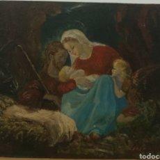 Arte: LA SAGRADA FAMÍLIA. ANTONIO SANCHEZ CORRALIZA. Lote 146278188