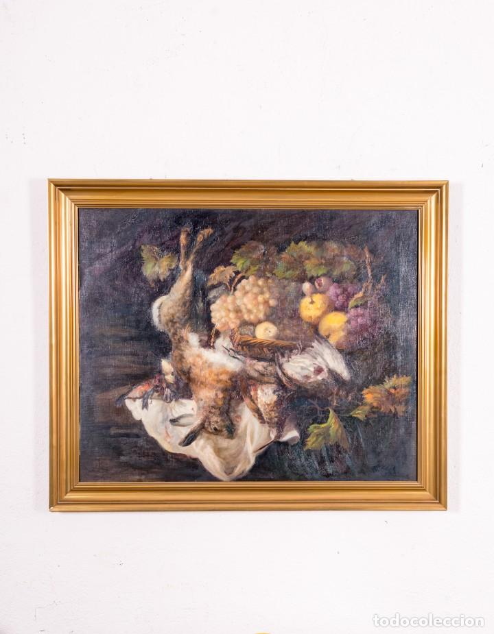 BODEGÓN ANTIGUO (Arte - Pintura - Pintura al Óleo Antigua sin fecha definida)