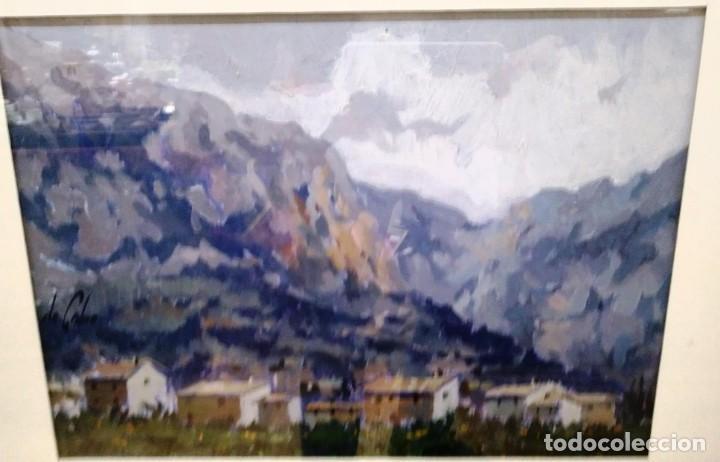 PASCUAL DE CABO SOLLER (Arte - Pintura Directa del Autor)