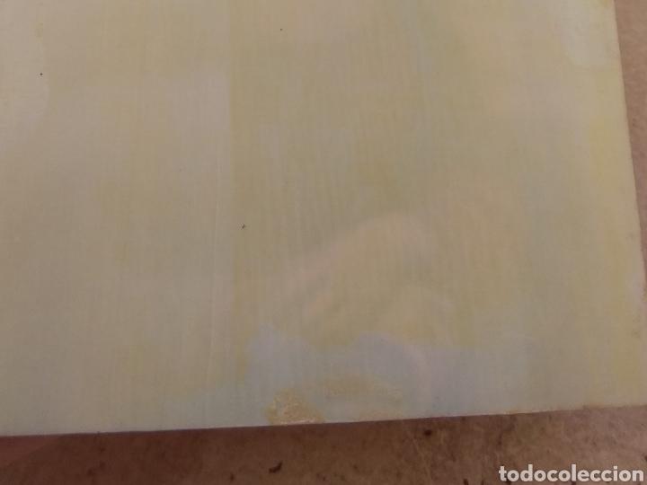 Arte: Preciosa Gioconda de Leonardo Da Vinci - Pintada Sobre Placa de Marfil - Elena Caula - Roma - Italia - Foto 21 - 146887785