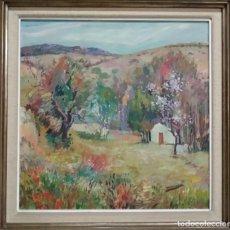 Arte: DAMIA SEGARRA CODINA (1936). Lote 146993638