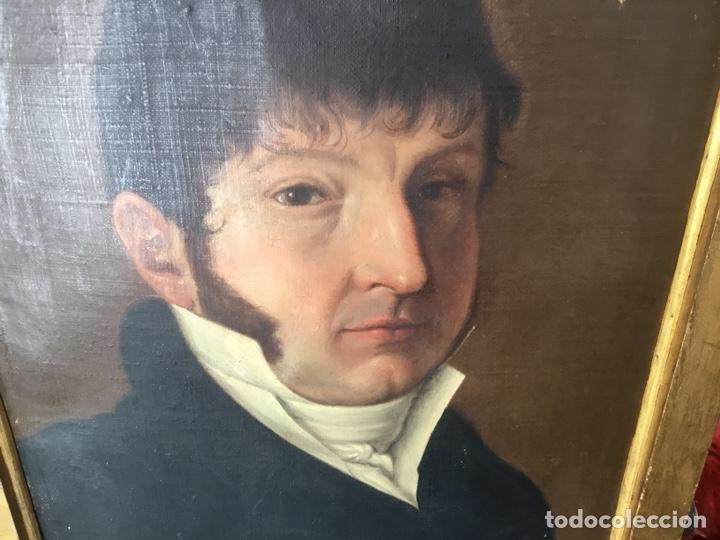 Arte: Oleo del pintor Luis Muñoz Lafuente, ( Huesca 1756, Huesca 1838 ) - Foto 2 - 147008770
