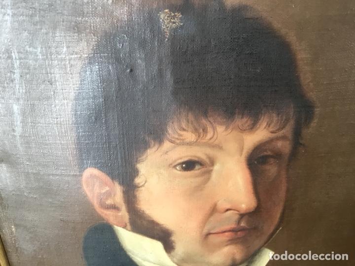 Arte: Oleo del pintor Luis Muñoz Lafuente, ( Huesca 1756, Huesca 1838 ) - Foto 3 - 147008770