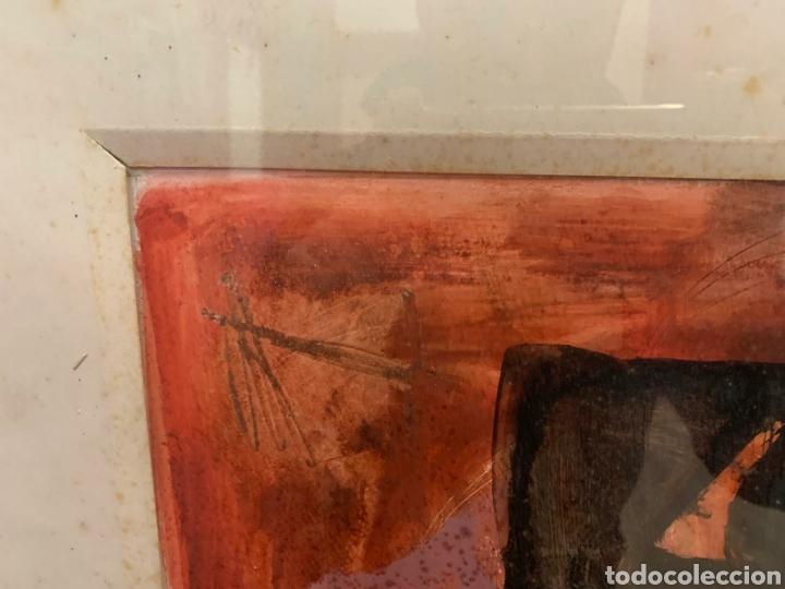 Art: Pintura firmada. JOAN HERNÁNDEZ PIJOAN AÑO 1958 - Foto 4 - 147302030