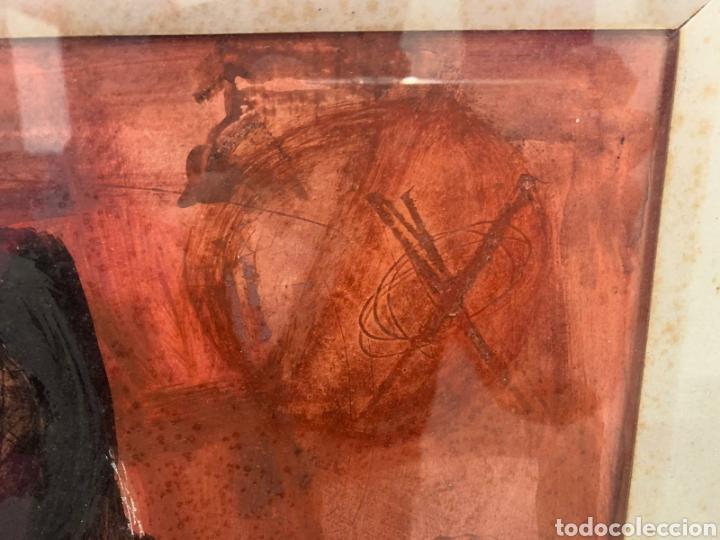 Art: Pintura firmada. JOAN HERNÁNDEZ PIJOAN AÑO 1958 - Foto 5 - 147302030