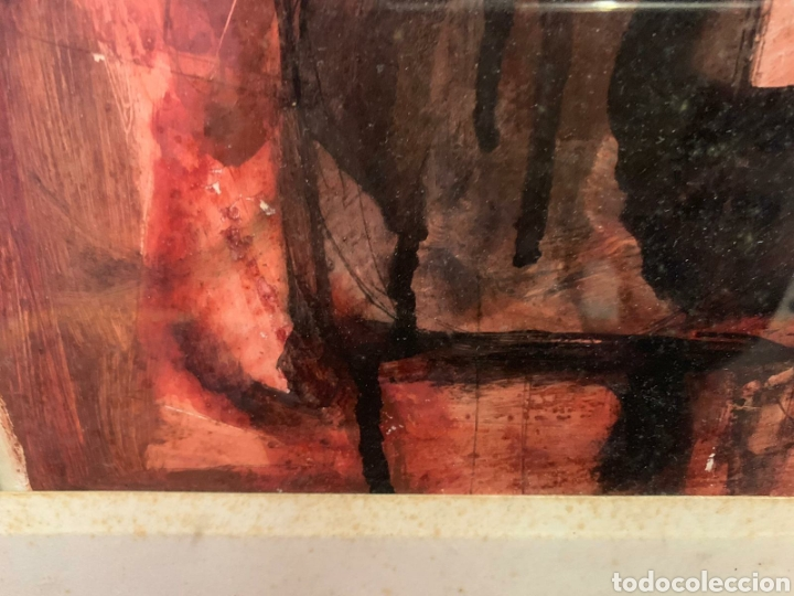 Art: Pintura firmada. JOAN HERNÁNDEZ PIJOAN AÑO 1958 - Foto 8 - 147302030