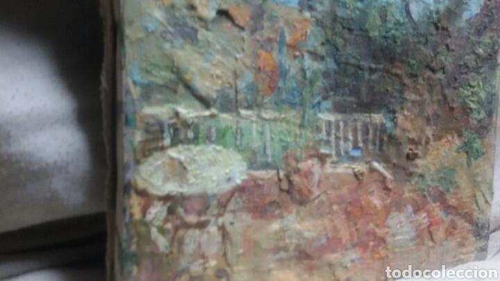Arte: En la terraza(obra en relieve) obra de Christianermo - Foto 3 - 147404834