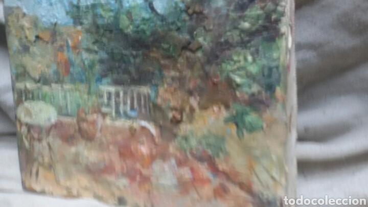 Arte: En la terraza(obra en relieve) obra de Christianermo - Foto 4 - 147404834