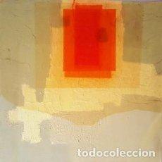 Arte: CUADRO - PINTURA ABSTRATA - SIN FIRMA - DE MEDIDAS 50 CTMS X 50 CTSMS. Lote 147414710