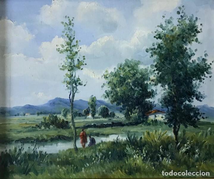J. SERRAT CALVÓ (Arte - Pintura - Pintura al Óleo Contemporánea )