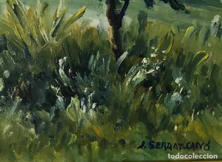 Arte: J. SERRAT CALVÓ - Foto 3 - 147461154