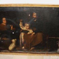 Arte: ÓLEO SOBRE LIENZO. S.XVII.. Lote 147511134