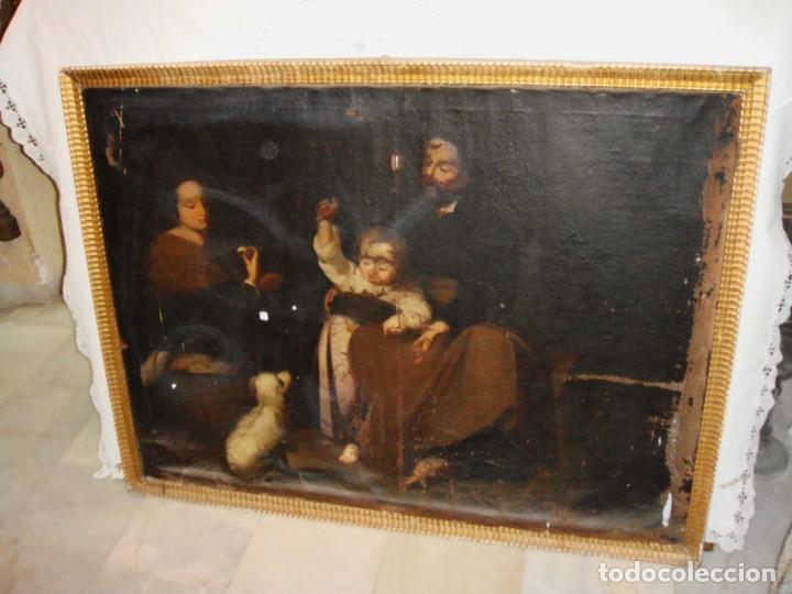 Arte: Óleo sobre Lienzo. S.XVII. - Foto 2 - 147511134