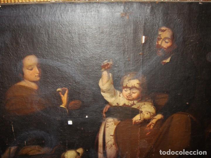 Arte: Óleo sobre Lienzo. S.XVII. - Foto 3 - 147511134