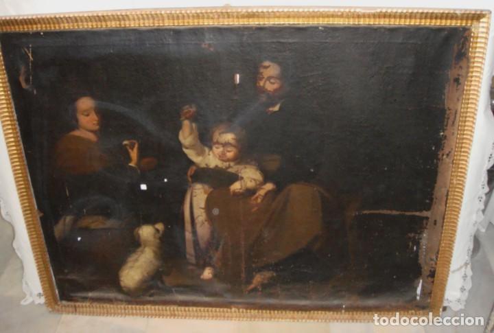 Arte: Óleo sobre Lienzo. S.XVII. - Foto 4 - 147511134