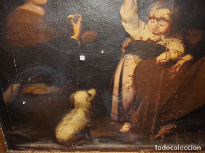 Arte: Óleo sobre Lienzo. S.XVII. - Foto 5 - 147511134