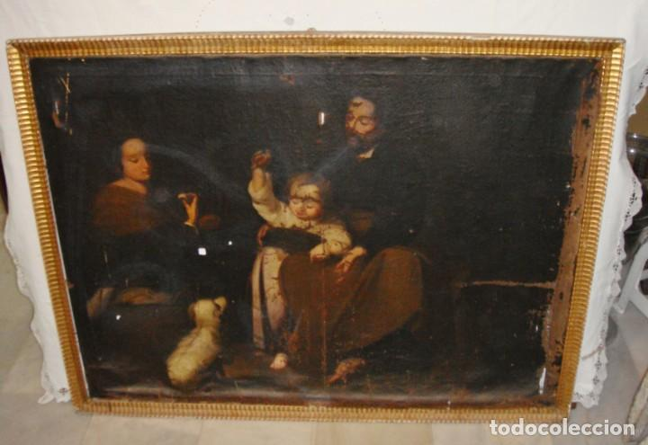 Arte: Óleo sobre Lienzo. S.XVII. - Foto 6 - 147511134
