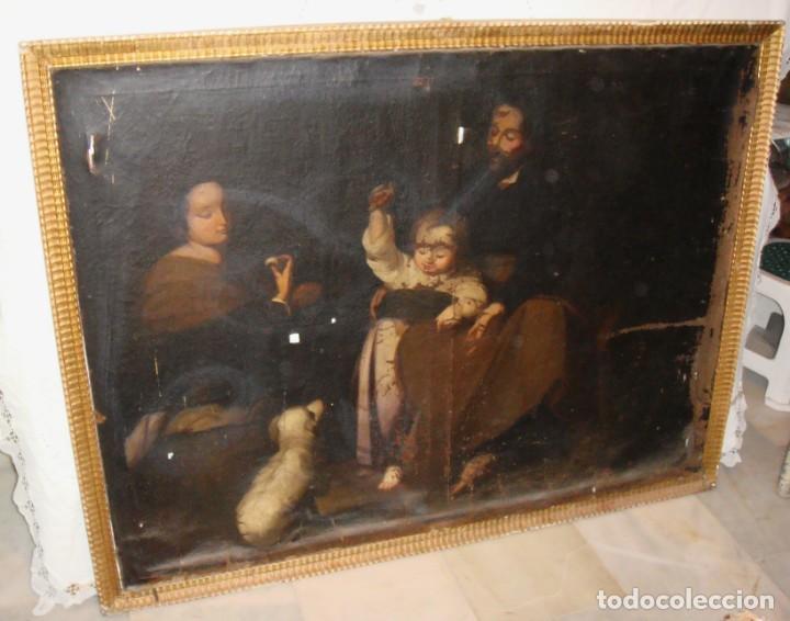Arte: Óleo sobre Lienzo. S.XVII. - Foto 7 - 147511134