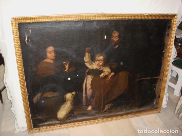 Arte: Óleo sobre Lienzo. S.XVII. - Foto 8 - 147511134
