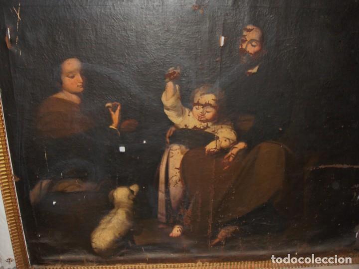 Arte: Óleo sobre Lienzo. S.XVII. - Foto 10 - 147511134