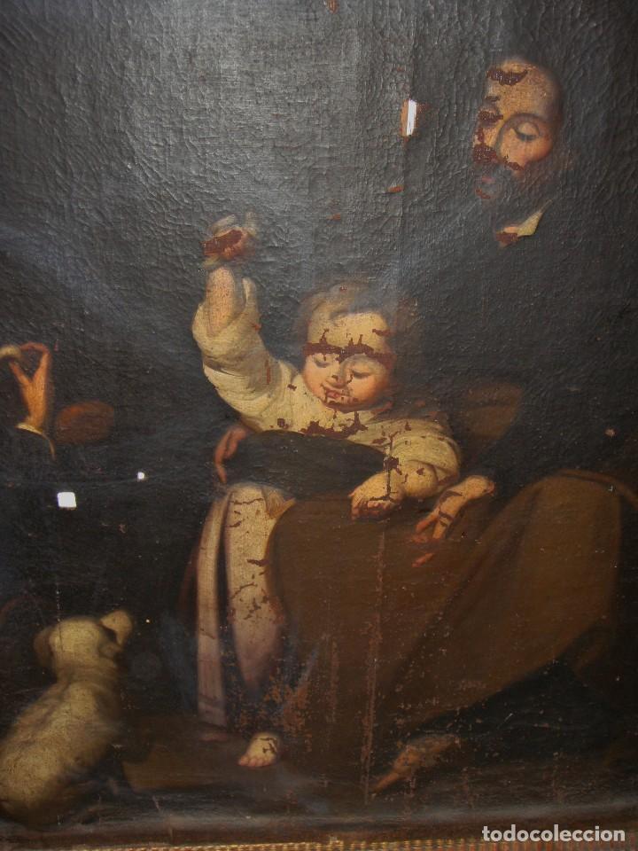 Arte: Óleo sobre Lienzo. S.XVII. - Foto 11 - 147511134