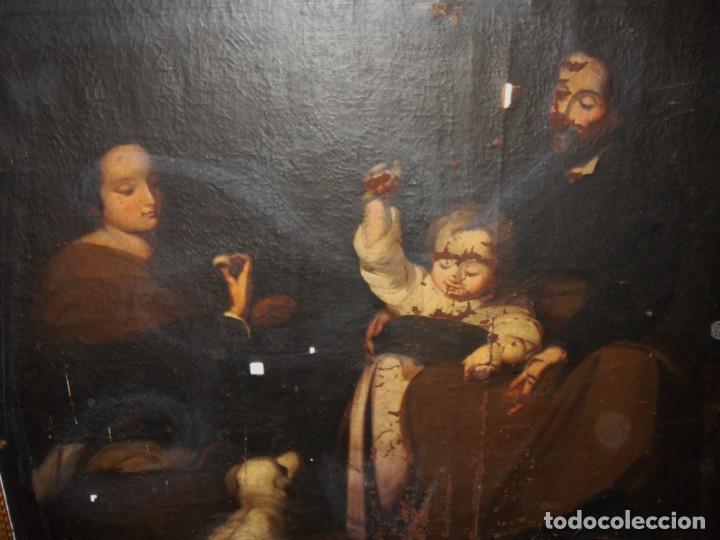 Arte: Óleo sobre Lienzo. S.XVII. - Foto 12 - 147511134