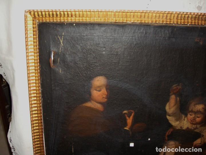 Arte: Óleo sobre Lienzo. S.XVII. - Foto 13 - 147511134