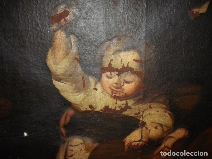 Arte: Óleo sobre Lienzo. S.XVII. - Foto 15 - 147511134