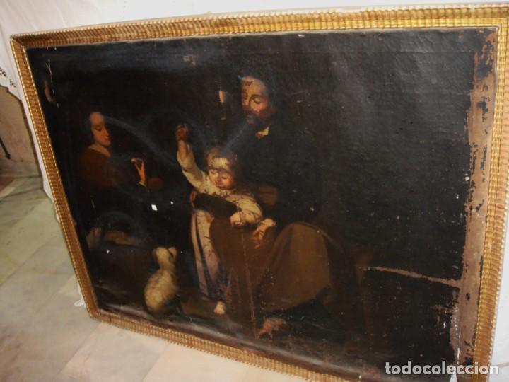 Arte: Óleo sobre Lienzo. S.XVII. - Foto 17 - 147511134