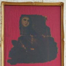 Arte: SANTA TERESA DE JESÚS, ÓLEO SOBRE LIENZO DEL SIGLO 17. ESCUELA SEVILLANA. Lote 147655322