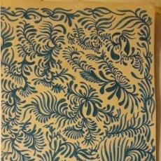 Arte: ABSTRACTO CARTULINA ( SIN MARCO ) ( ABSTRACTO, SANTA)- N0007. Lote 147869902