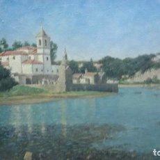 Arte: RÍA DE NIEMBRO(OBRA DE BARRUZO). Lote 147925922