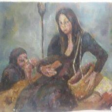 Arte: CON LA SERVIDUMBRE (OBRA DE CHRISTIANERMO ). Lote 147951086