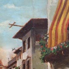 Arte: PINTURA COSTUMBRISTA DEL SIGLO XIX. Lote 147982398