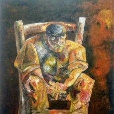 Arte: MANUEL BATALLA (EL PASTOR QUE PINTA). Lote 148020010