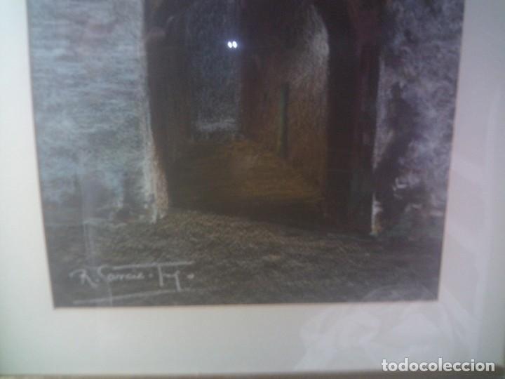 Arte: ~~~~ PINTURA A LA CERA DEL COTIZADO ARTISTA MURCIANO NACIDO EN LORCA, JOSE RUIZ GARCIA TREJO. ~~~~ - Foto 6 - 148035994