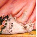 Arte: ROSAS OBRA DE GILABERTE. Lote 148049534