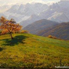 Arte: MARAVILLOSA PINTURA AL OLEO (CARLOS SEMPERE). Lote 148195738