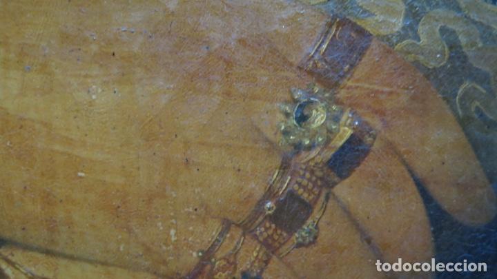 Arte: RETRATO DE MUJER CON JOYAS. OLEO SOBRE LIEZO. HACIA 1840. ESCUELA ESPAÑOLA - Foto 5 - 148283946