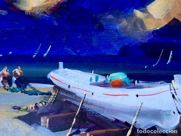 Arte: Óbra de pintor y acuarelista FRANCISCO LOZANO MORILLO. - Foto 2 - 148321570