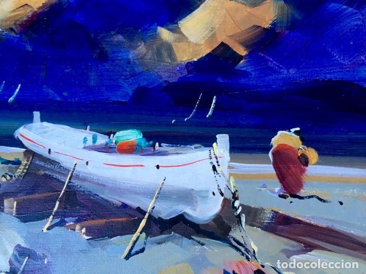 Arte: Óbra de pintor y acuarelista FRANCISCO LOZANO MORILLO. - Foto 3 - 148321570