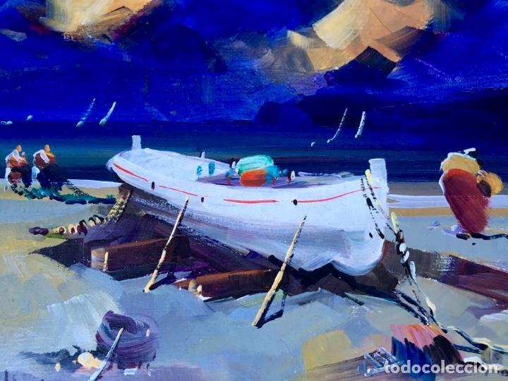 Arte: Óbra de pintor y acuarelista FRANCISCO LOZANO MORILLO. - Foto 4 - 148321570
