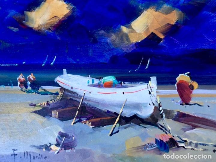 Arte: Óbra de pintor y acuarelista FRANCISCO LOZANO MORILLO. - Foto 8 - 148321570